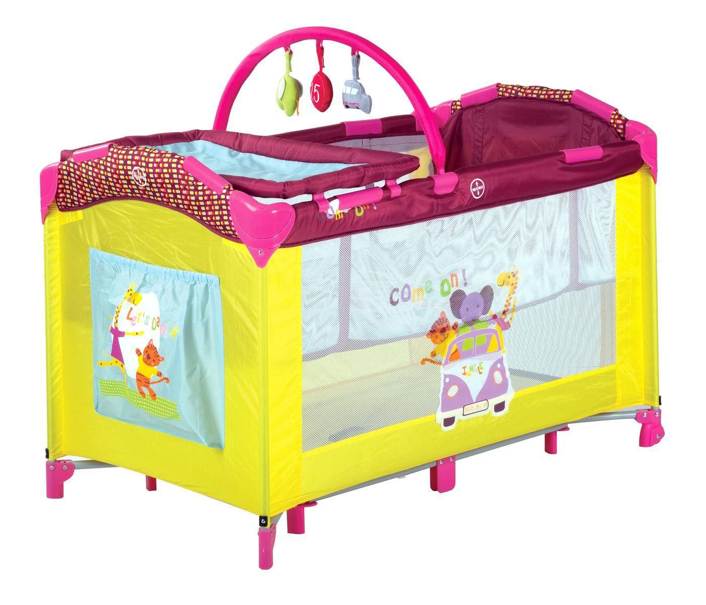 Кроватка-манеж – это современная детская мебель, которая объединяет в себе сразу несколько функций, она служит ребенку не только местом для сна, в то же время она может играть роль пространства для игры и бодрствования малыша.