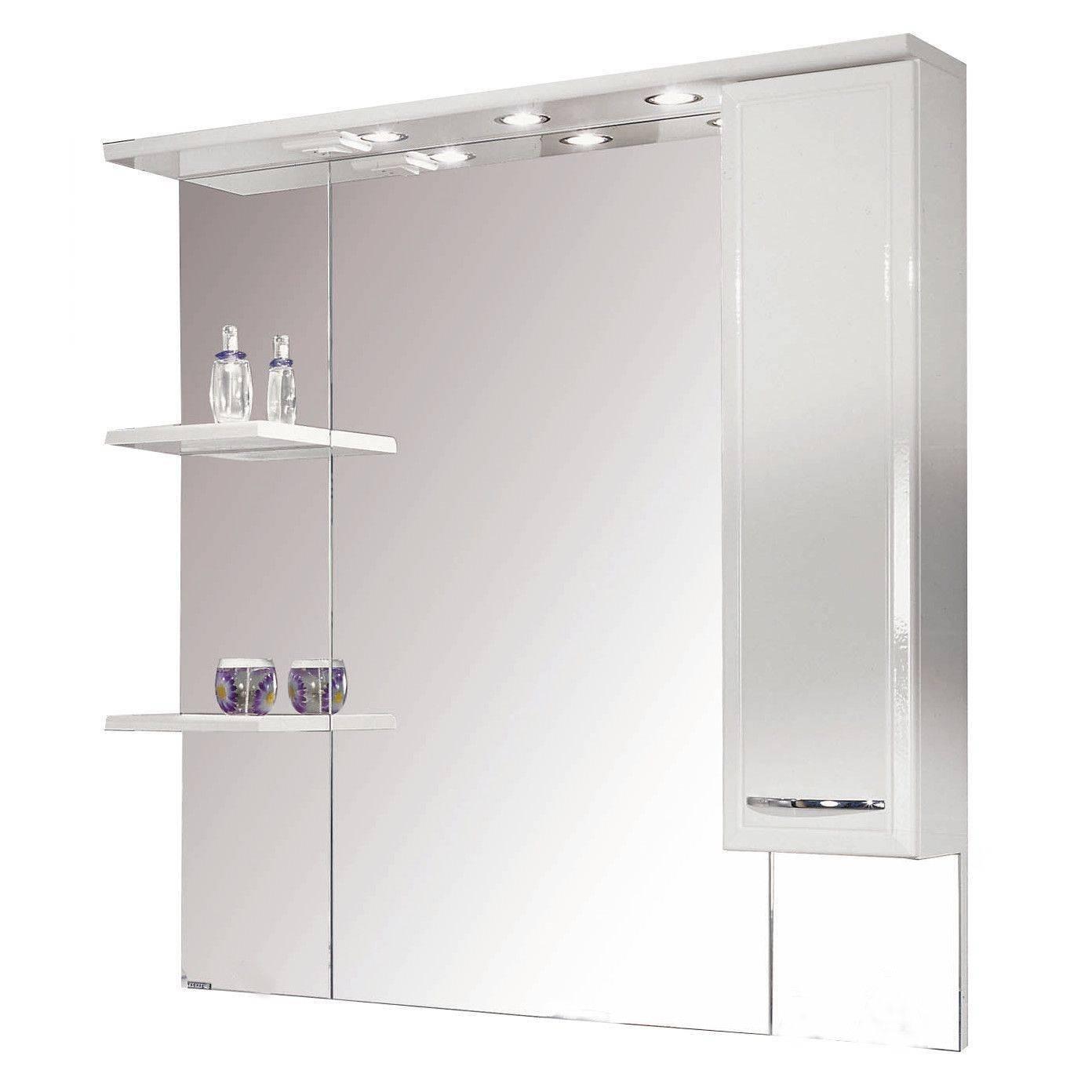 купить шкаф с зеркалом в ванную